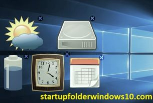 Get Windows 10 Gadgets